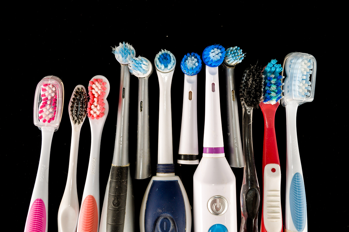 The Best Types Of Toothbrushes To Use