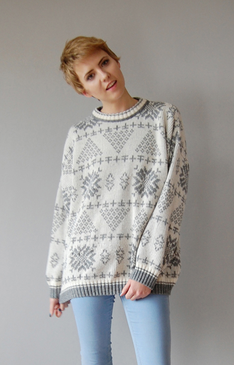 zimowy-sweter-vintage