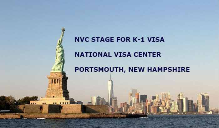 K-1 Fiance Visa NVC Phase- Guide and Steps - LoveVisaLife