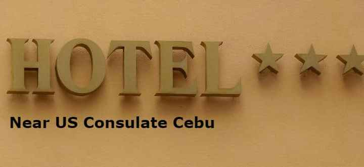 Top 3 Hotels Near US Consulate Cebu, Philippines - LoveVisaLife