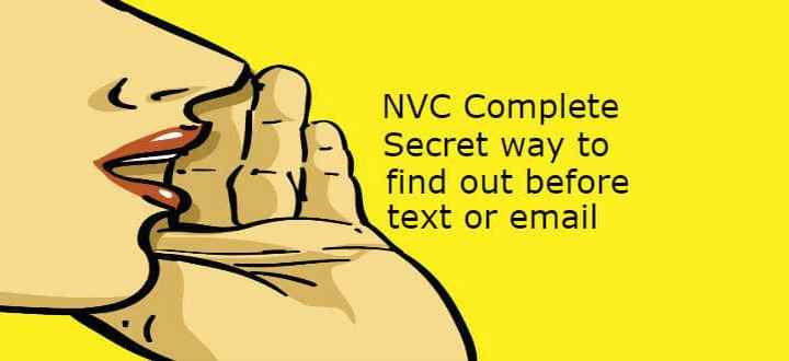 NVC Case Complete- A Secret Way to Find Out if Your IR-1/CR