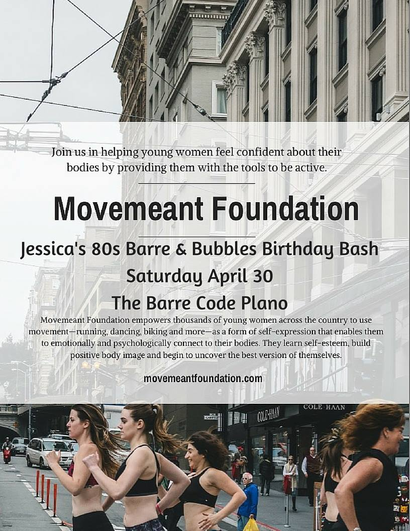 love you more too north dallas blogger plano lifestyle blogger foodie top Barre and Bubbles Barre Code Plano MOVEMEANT foundation