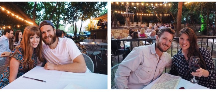love you more too north dallas blogger plano lifestyle blogger cafe malaga review tapas downtown McKinney