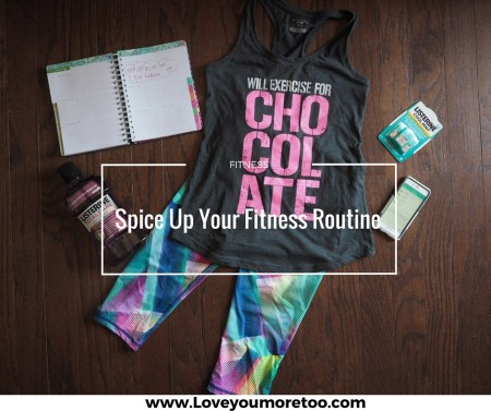 love you more too north dallas blogger plano lifestyle blogger spice up your fitness routine Listerene Bold Pinterest