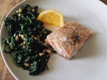 love you more too north dallas blogger plano lifestyle blogger Sauteed spinach recipe
