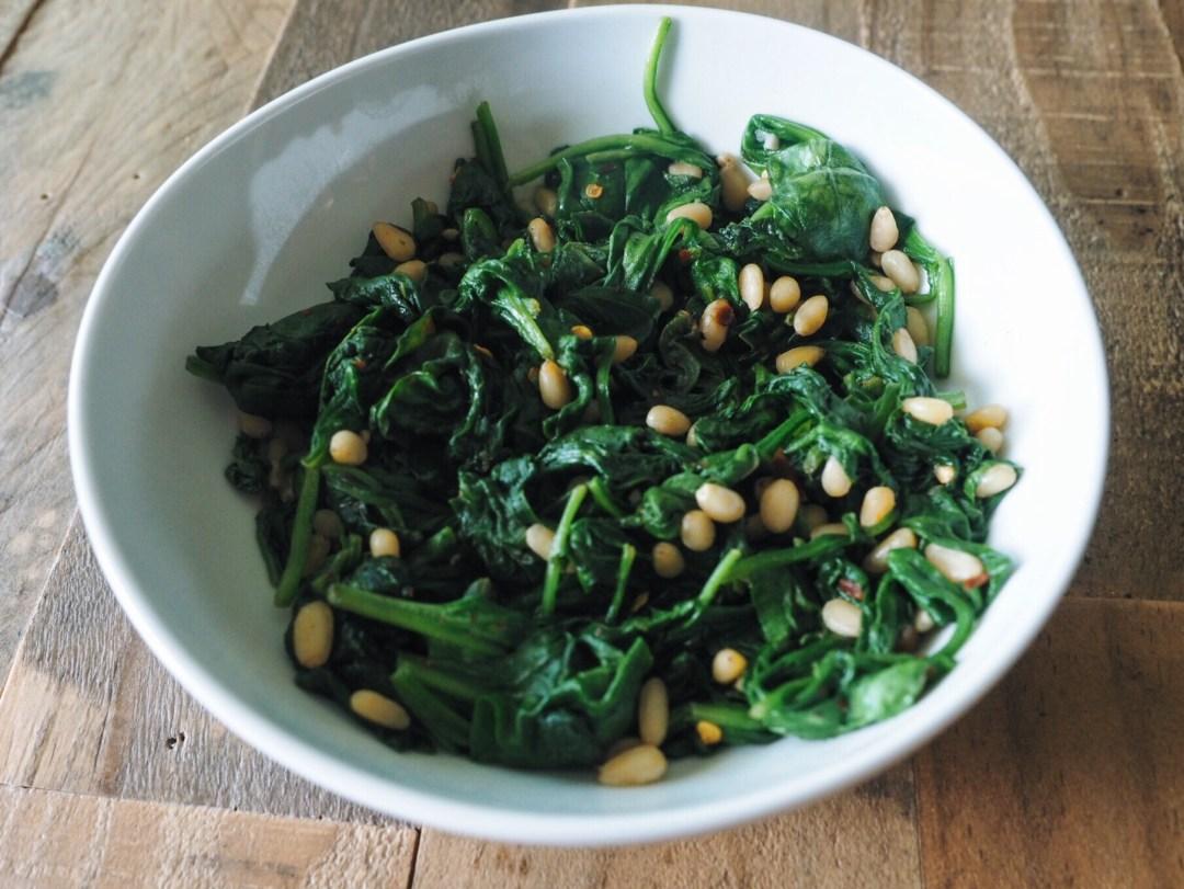love you more too north dallas blogger plano lifestyle blogger Sauteed spinach recipe
