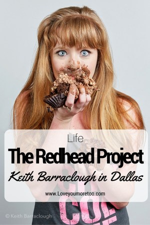 Keth Barraclough The Redhead Project love you more too north dallas blogger plano lifestyle blogger Pinterest