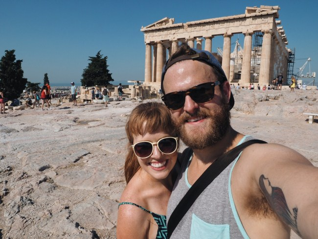 love you more too north dallas blogger plano lifestyle blogger travel blogger Greece things to do in Athens archeological travel couple
