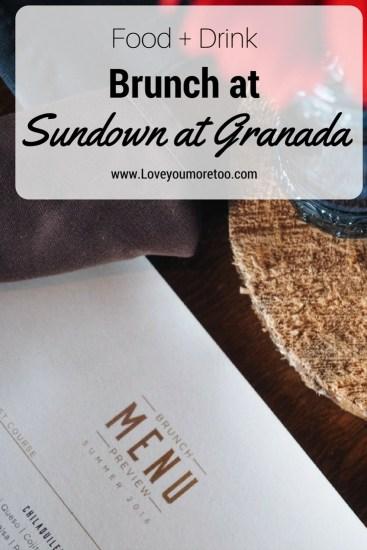 food blogger love you more too north dallas blogger plano lifestyle blogger brunch at sundown at granada