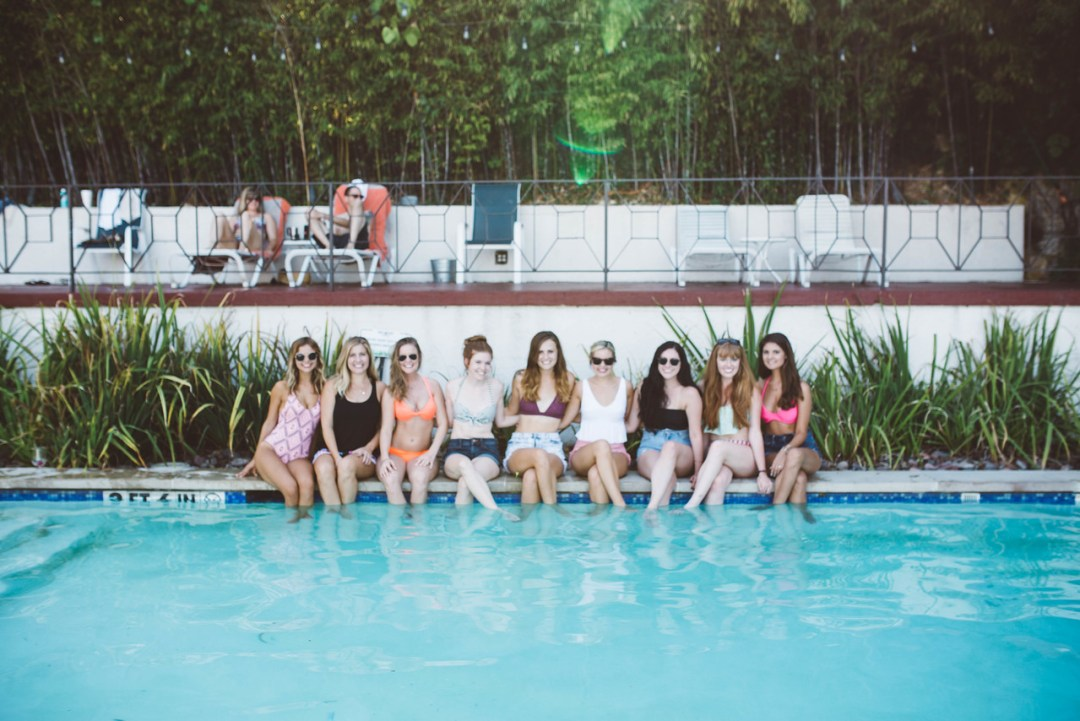 love you more too north dallas blogger plano lifestyle blogger Plan the perfect bachelorette party belmont hotel