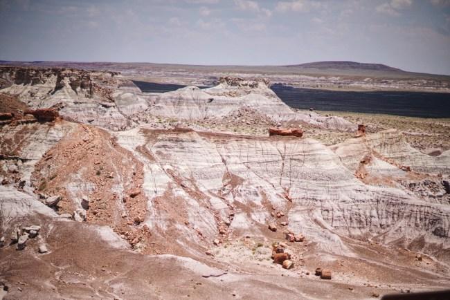 Van Life Painted Desert National Park LoveYouMoreToo