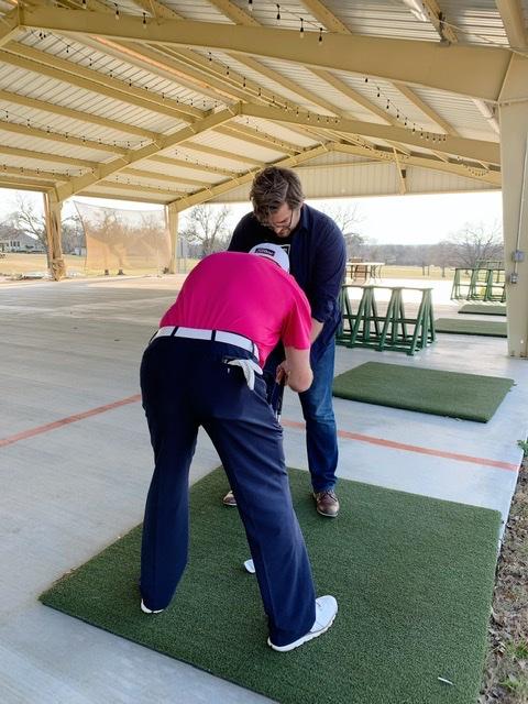 RB Golf club resort lessons