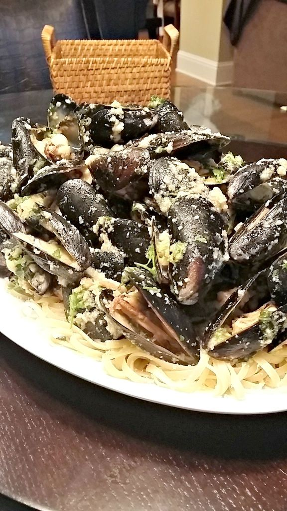 Sonnie's Mussels 4