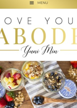 Love Your Abode Update