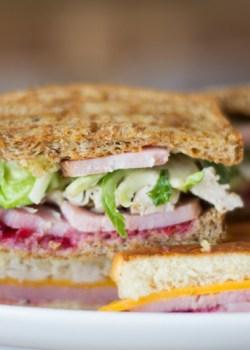 Epic Thanksgiving Sandwich