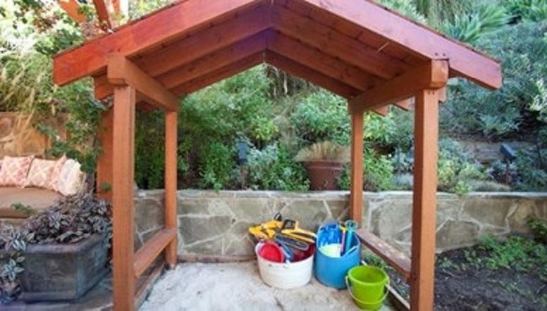 backyard play spaces that
