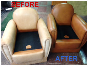 leather sofa cleaning repair company contemporary sectional sofas with recliners upholstery toronto mississauga oakville g t a