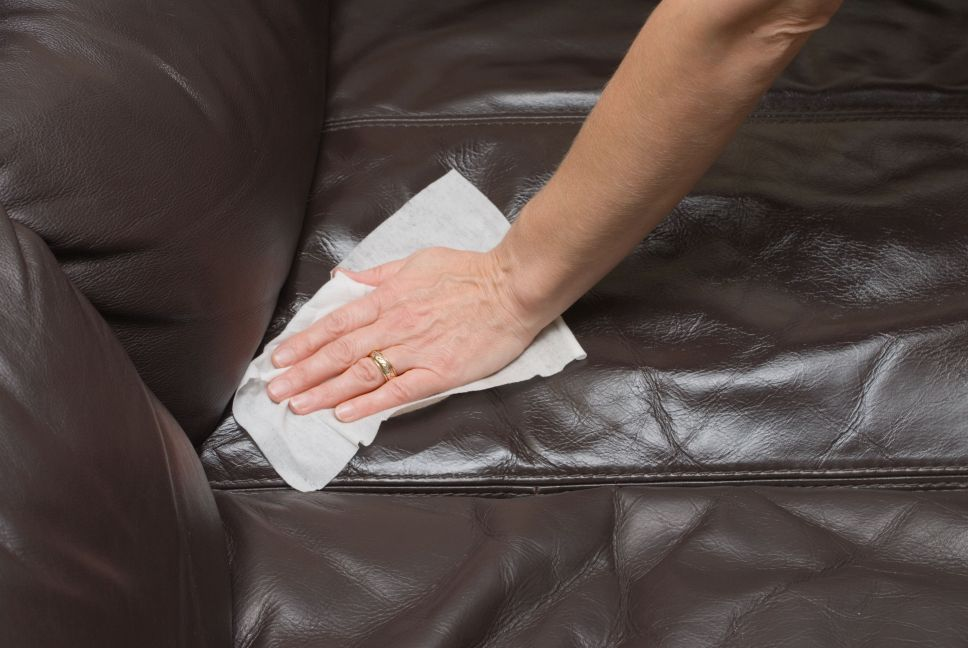 how to clean leather sofas recliner sofa single chair a couch