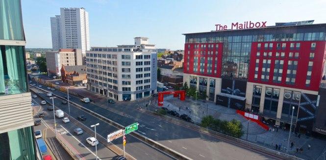 Birmingham Mailbox Apartments Costs