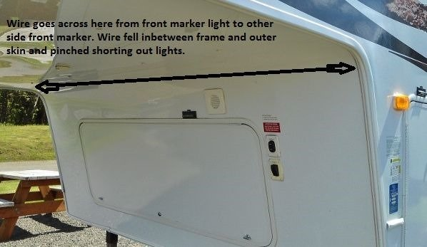 six pin trailer wiring diagram np pajero radio finally solved the case of intermittent running lights marker