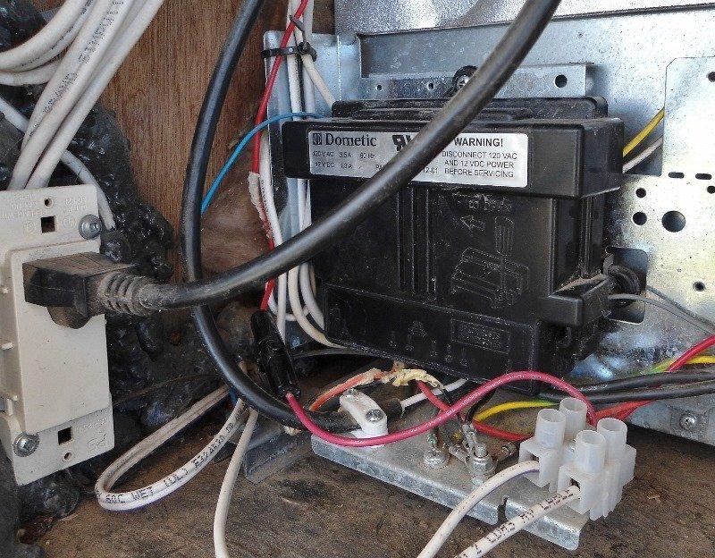 dometic fridge thermostat wiring diagram vauxhall astra towbar rv coil ~ elsavadorla