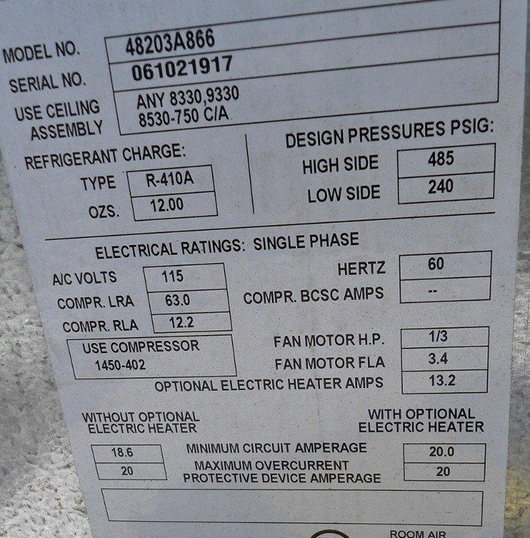 Keystone Rv Wiring Diagram Installing Hard Start Capacitor Into My Rv Air Conditioner
