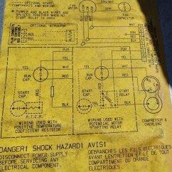 Melex Gas Golf Cart Wiring Diagram 4 Way Ball Valve Rv Ac Installing Hard Start Capacitor Into My Air Conditionerrv 16