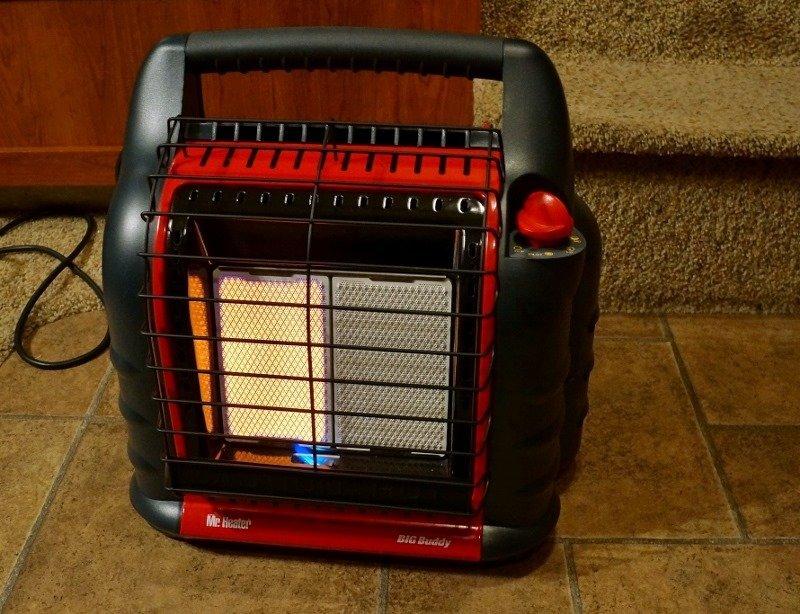 Big Buddy Heater Manual