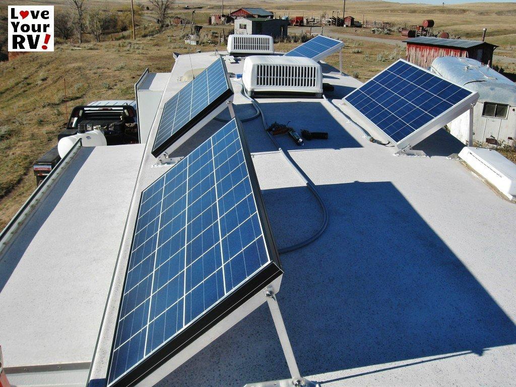 Rv Solar Kit Wiring Diagram