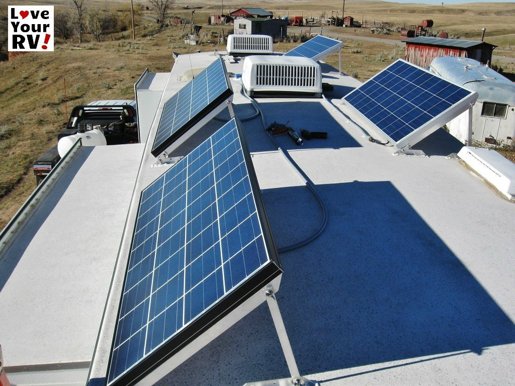rv solar sony xplod cdx gt250mp wiring diagram my friends awesome 580 watt power system