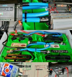 rv battery and 12 volt wiring system upgrades love your rv blog https  [ 735 x 1129 Pixel ]