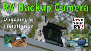 Installing a TadiBrothers Wireless RV Backup Camera System