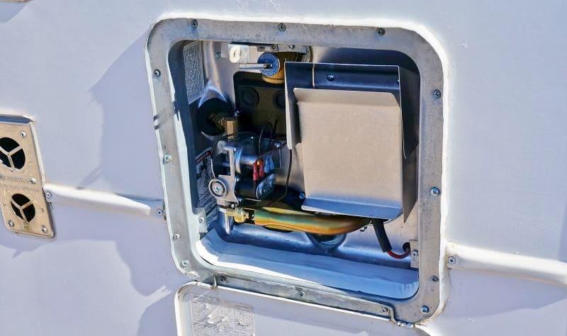 Camper Hot Water Heater Problems Facias