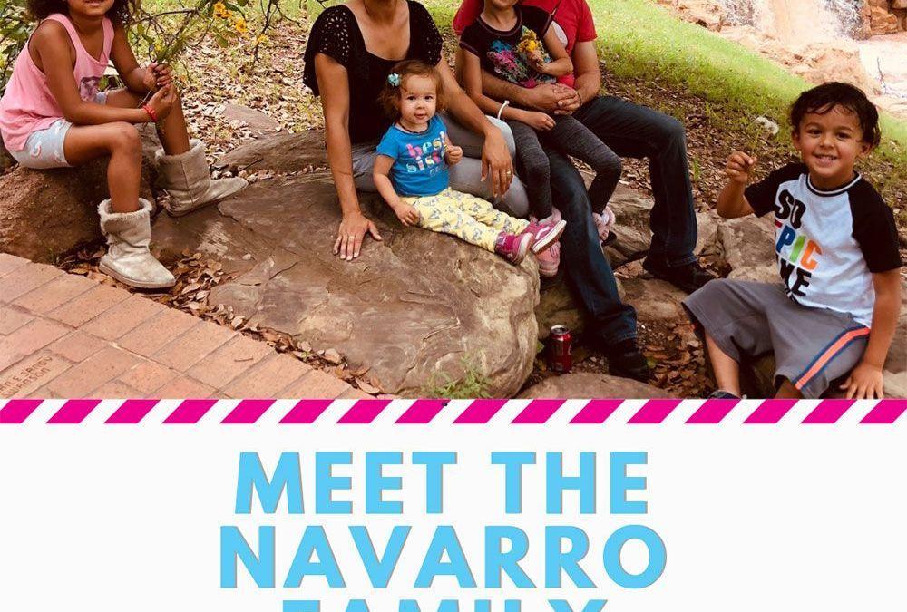 Meet the Navarro Family – Homeschool (Classical & Charlotte Mason)
