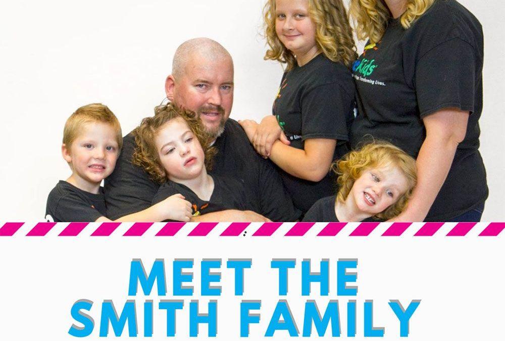Meet the Smith Family – Empowerment Scholarship Account program (ESA)