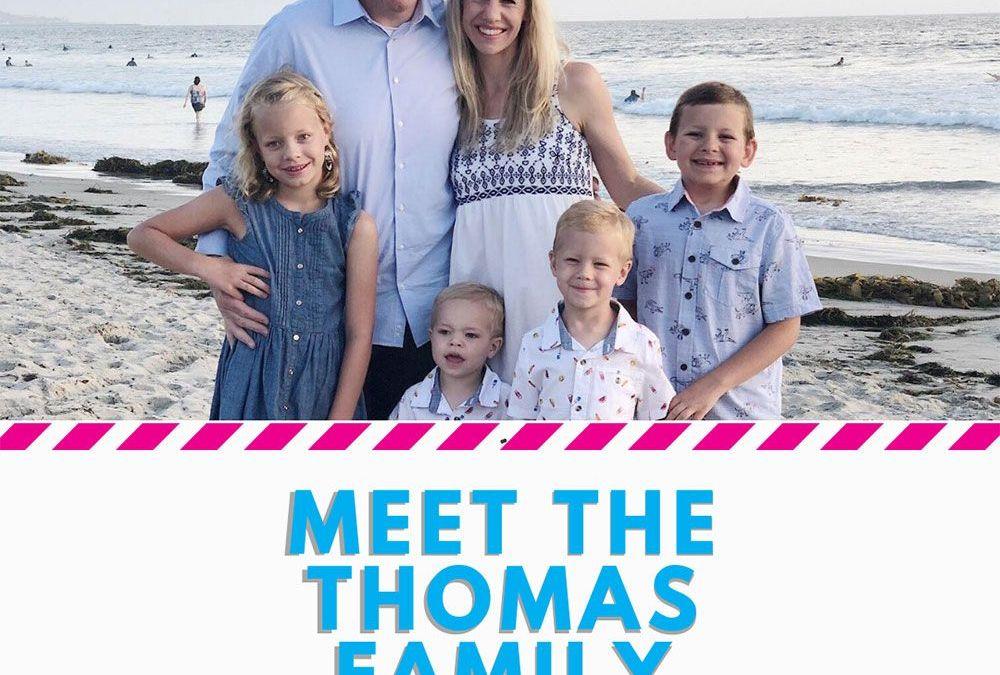 Meet the Thomas Family – Charter School