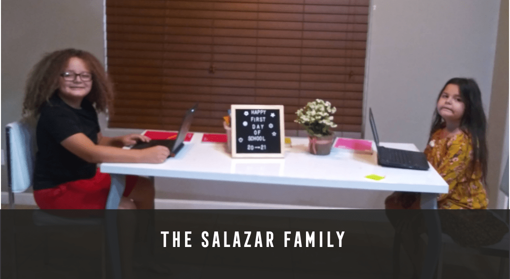 The Salazar Family