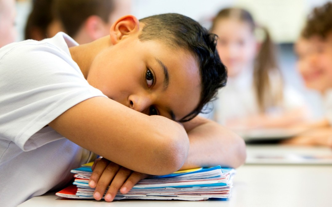 3 Reasons Your Child May Be Struggling in School