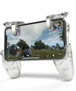 Integrated Handheld Mobile Game Controller |