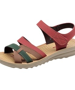 Women's Colorful Flat Sandals