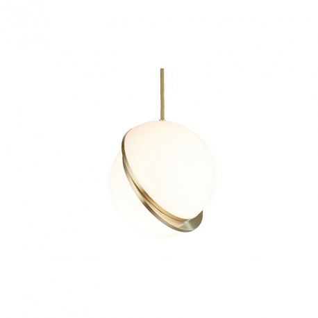 replica crescent light by lee broom pendant