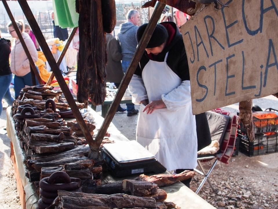 stup suho meso sarajevo bosnia flea market vintage mercatino pulci balkan