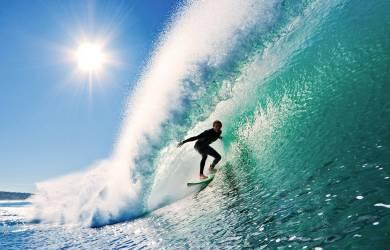 beach sports surf