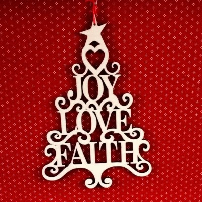 Faith, Love, Joy