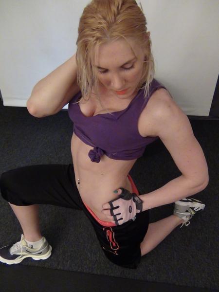 Tomboy Workout  LovingFitcom