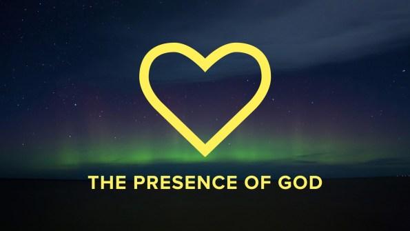 Preferring God's Presence
