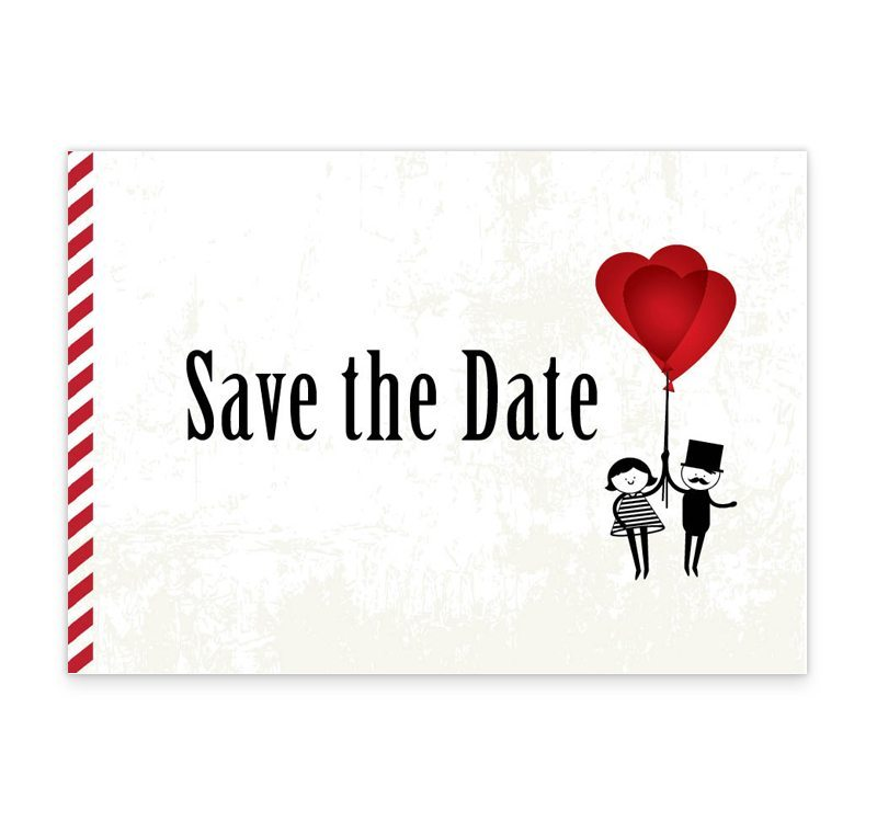LAmour Wedding Save The Date Card  Loving Invitations