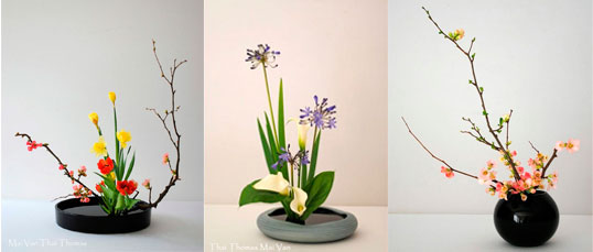 ikebana talleres florales