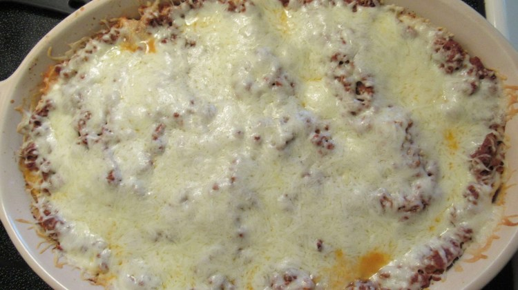 Mom's 10 Step Lasagna