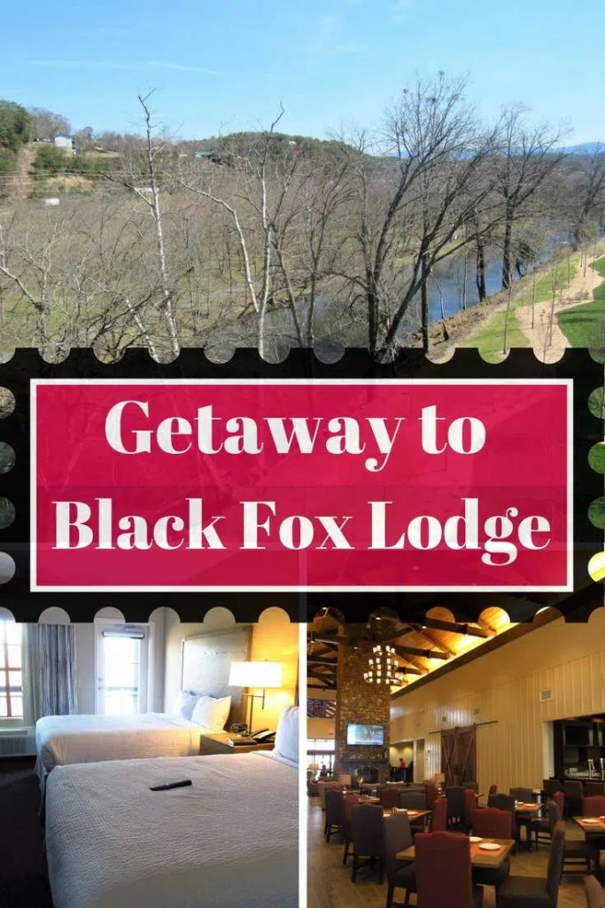 Getaway to the Black Fox Lodge in Pigeon Forge
